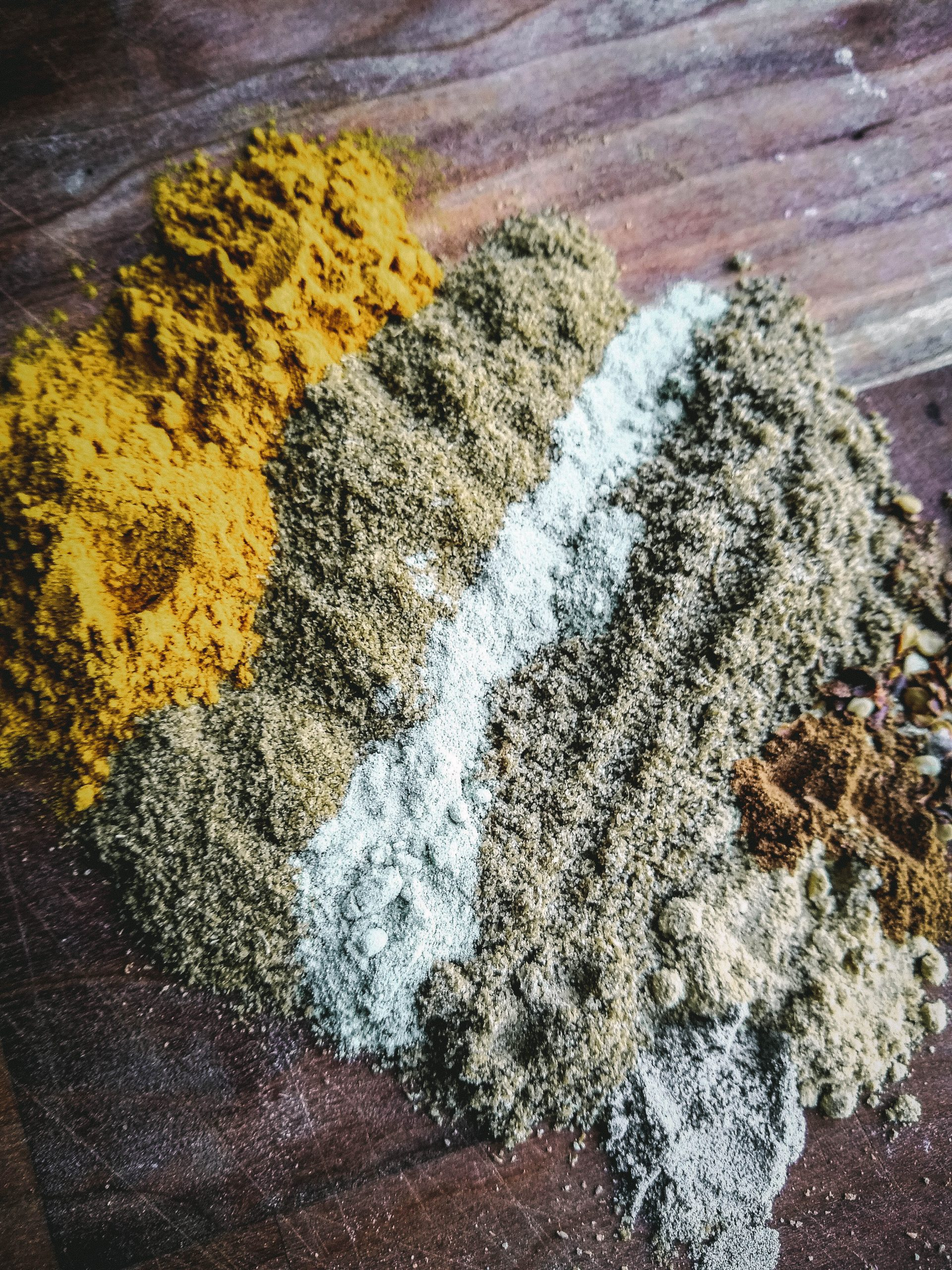 I love making my own spice mixes including this curry powder. You can use all pre-ground spices or buy whole and grind them yourself. I usually use a mixture of ground and whole depending on what I have on hand.